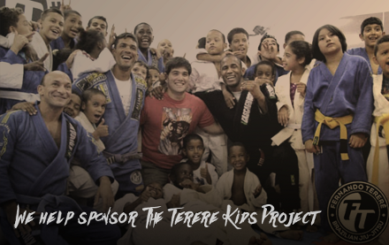 Terere kids social project